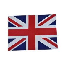 British Flag Pattern Waterproof Polyester Dining Table Mat