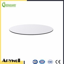 Amywell 10 years warranty wooden grain high abrasion resistance formica hpl Countertop
