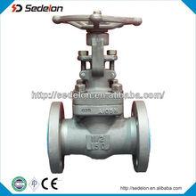 Hotsale Dimensions For Water Flange RF Gate Valve