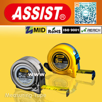 ASSIST 2014 new model wholesale dollar store items radius paper tape measure