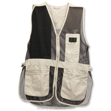 outdoor sports spring summer cotton mesh fishing hunting shooting vest