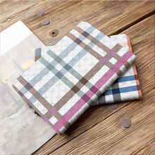 Shockproof protective stand tablet case for iPad air/mini , Classic Plaid decorative pattern PU cover for apple iPad pro10.5/9.7