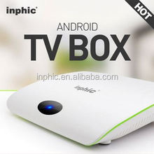 Inphic i9 barato android box media player wifi cable tv set top box