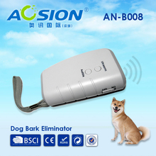 Aosion Quality Assurance Hot Eco-friendly Ultrasonic Repel Barking Dog Alarm