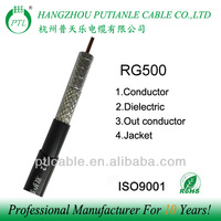rg500 coaxial cable specifications made in China