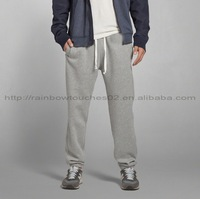 gray winter snow wholesale blank jogger pants