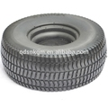 "Polyurethane Tire 13x5.00-6"" For Hand Truck"