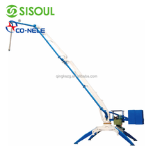 concrete placement hose boom placer specifications for sale