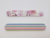 Fashion daily Beauty care Colorful nail file buffer manicure nail tools wholesale