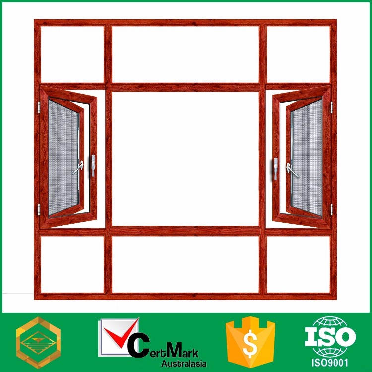 China Aluminum Frame Casement Latest Window Design For Home
