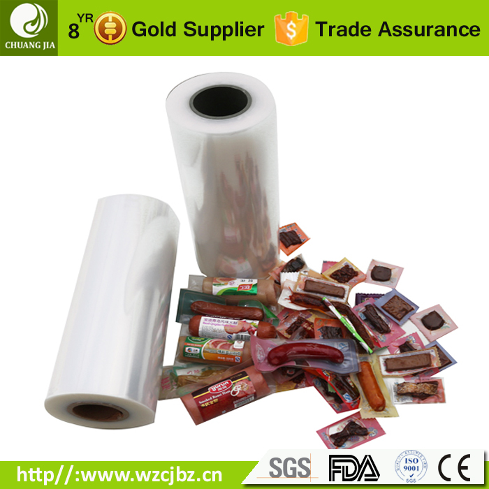 PA PE Co extruded Film For Food Vacuum Packing