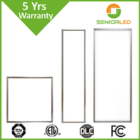 5 year warranty rgb 60x60 cm led panel lighting with TUV&CE certification