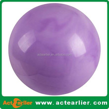 newest plastic pvc toy balls for kids outdoor play inflatable marble ball