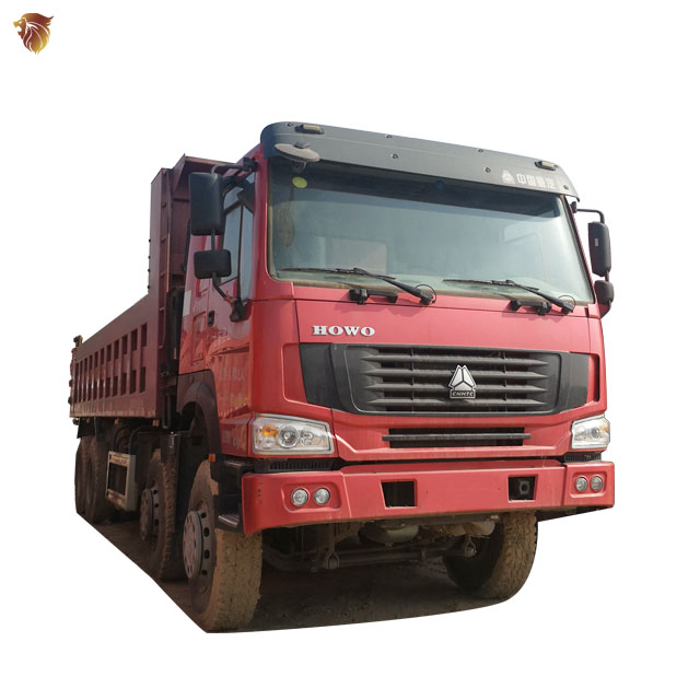Used HOWO Dump <strong>Truck</strong> 371 HP 375 HP 380HP Prices