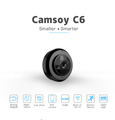 C6 HD Wifi IP Camera Wi-fi Outdoor Wireless Mini Video P2p Home Surveillance Home Cctv Security C6 mini camera