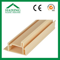 Modern Style co extrusion pvc window and door profiles