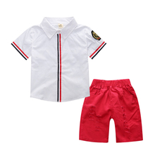 <strong>Children</strong> Boys Clothing <strong>Sets</strong> Baby Boys Top + shorts Summer <strong>Set</strong> Toddler Kids Tracksuit Clothes Sport Suit <strong>Set</strong>