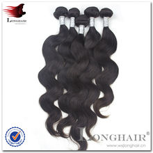 Longhair Human Hair Weavings No Shedding No Tangle No Mix Malaysian Virgin Hair 100g