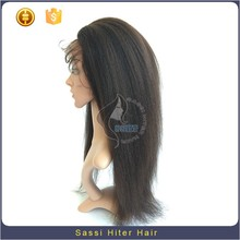 Full Cuticle Unprocessed Cheap Lace Front Wig With Baby Hair