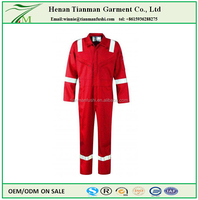 best selling anti-static Safety Workwear overall with long sleeves