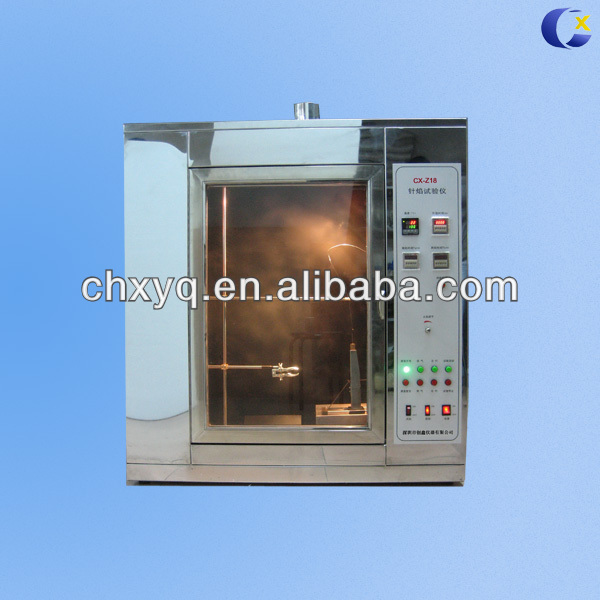 Lab test instrument Neelde Flame Tester