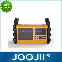 2017 JOOJII newly design outdoor fm jobsite radio