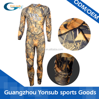2016 new style customized Neoprene diving Wetsuit,spearfishing suit