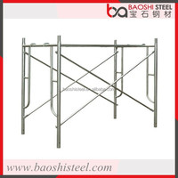 Baoshi Steel widely used economical efficency building and bridge used scaffolding with accessory