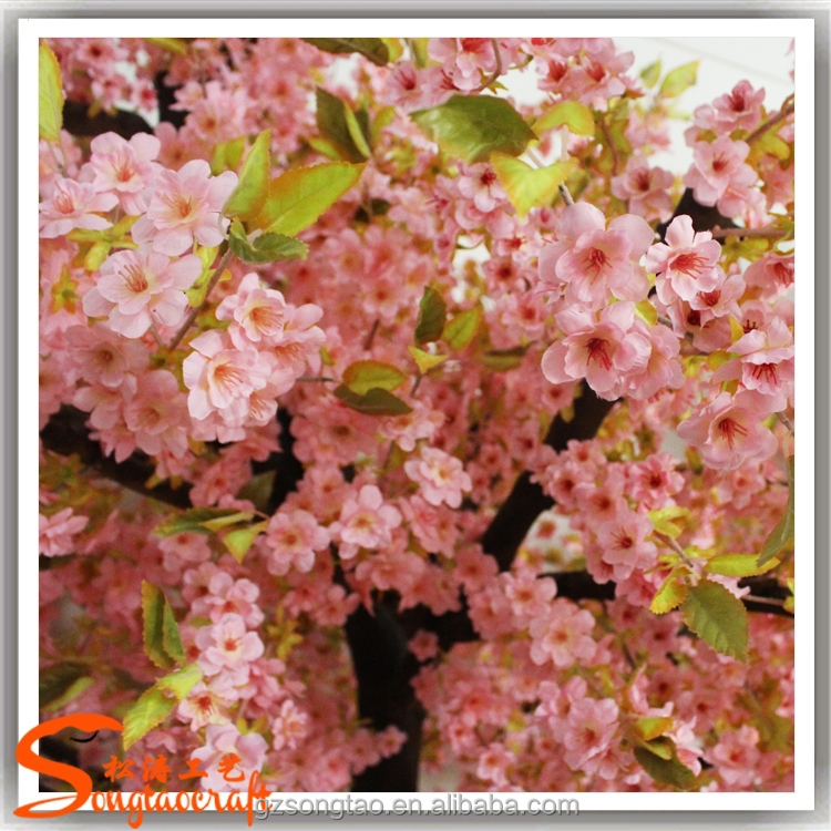 From Japanese famous flower, New cherry blossom artificial flower wholesale