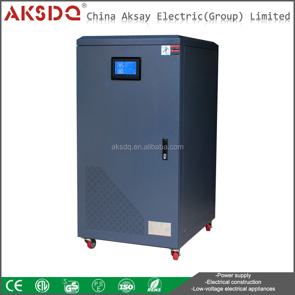 patent price automatic 3 phase voltage stabilizer voltage regulator power supply avr 100kva