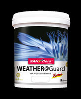 EXTERIOR PAINT - SANCORA WEATHER@GUARD (100% Acrylic Exterior Wall Finish)