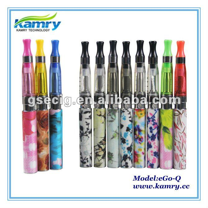 eGo-King Series cigarettes new inventions in 2012