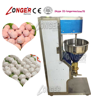 Normal Meat Ball Forming Machine|Electric Beef Meatball Making Machine