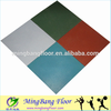 Alibaba china indoor rubber floor mat fitness floor
