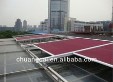 high quality aluminum alloy or iron motorized cassette awning