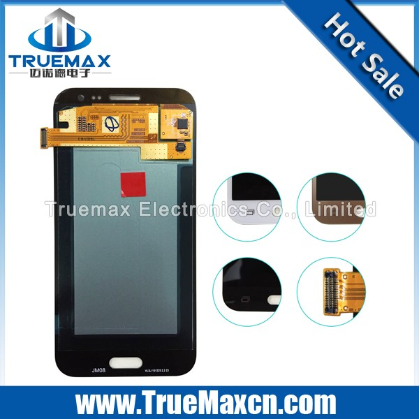 100% Original LCD Complete Screen Assembly for Samsung Galaxy J2 LCD Display