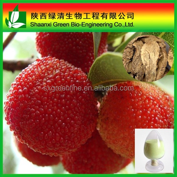 Manufacturer supply high purity Myricetin powder, Bayberry fruit extract, Bayberry bark extract
