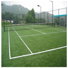 Various styles Multipurpose sports grass artificial turf flooring for tennis court