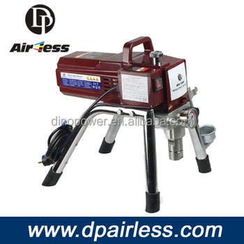 DP-6318 portable airless sprayer piston pump