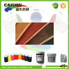 Professional wide application pigment latex for leather stain
