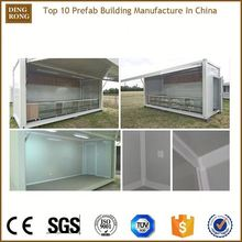prefabricated house container, sea box containers