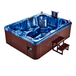 European Style Balboa System Sex Massage whirlpool Outdoor Spa sexy body massage spa candle
