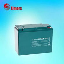 How to charge a gel battery 6efv38 ebike battery scotter battery