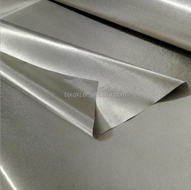 RFID Shielding Fabrics Nickel Copper Radiation Proof Conductive Fabrics