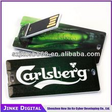 2gb credit card usb pen drive ,colorful credit card usb Flash drive