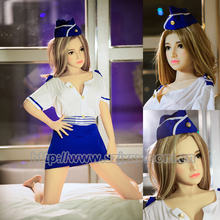 popular flat chest small breast TPE love doll