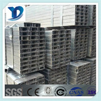 Structual Steel U Channel U Channel Steel Sizes