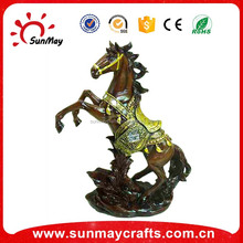 popular custom super quality resin horse figurine