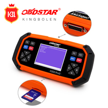 ECU reset & immobilizer reset obd2 odometer correction OBDSTAR X300 PRO3 car diagnostic scanner key programming
