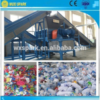 Best Selling Waste Plastic Crusher Used to recycle Waste Plastic Bottles